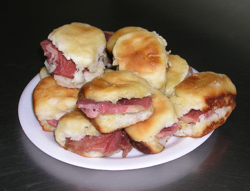 ... country ham recipe photo of country ham country ham biscuit country